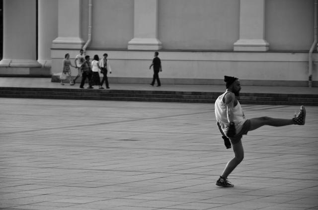 Cathedral Square, Vilnius