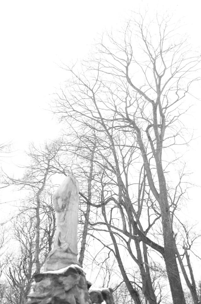 Uzupis Old Jewsish Cemetery 3