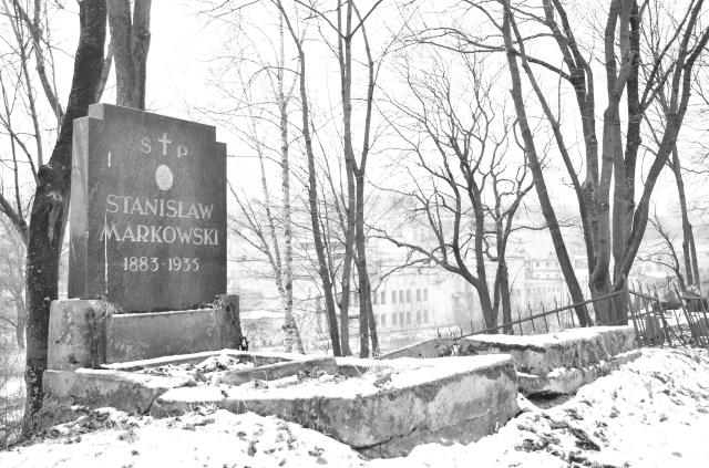 Uzupis Old Jewsish Cemetery 1