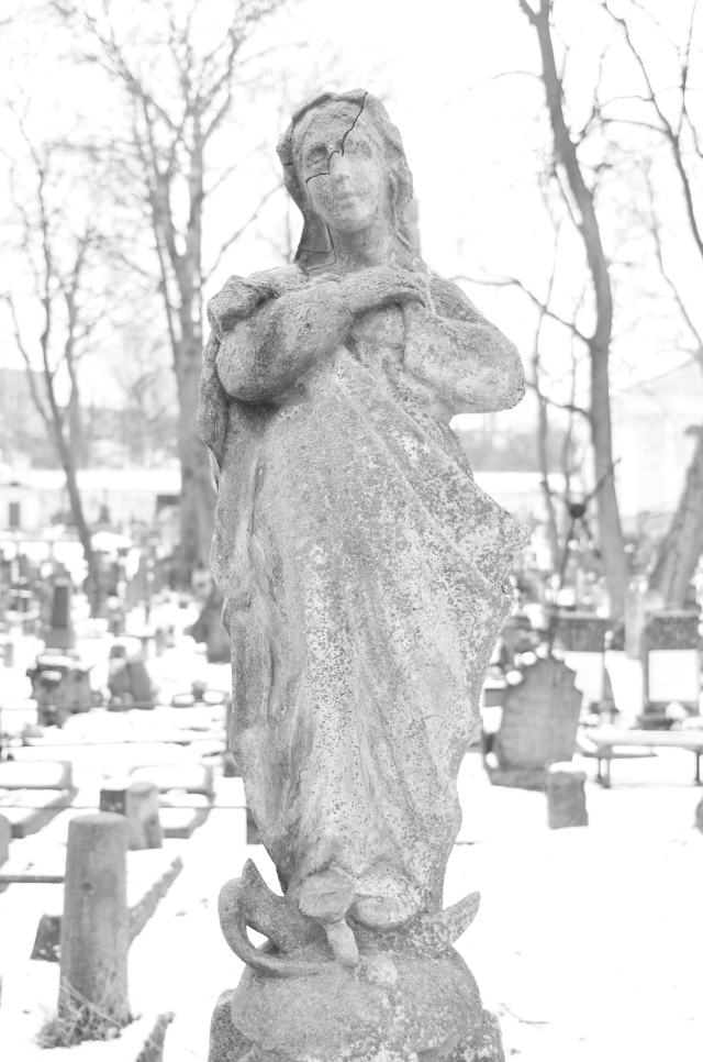 Uzupis Old Jewsish Cemetery 4